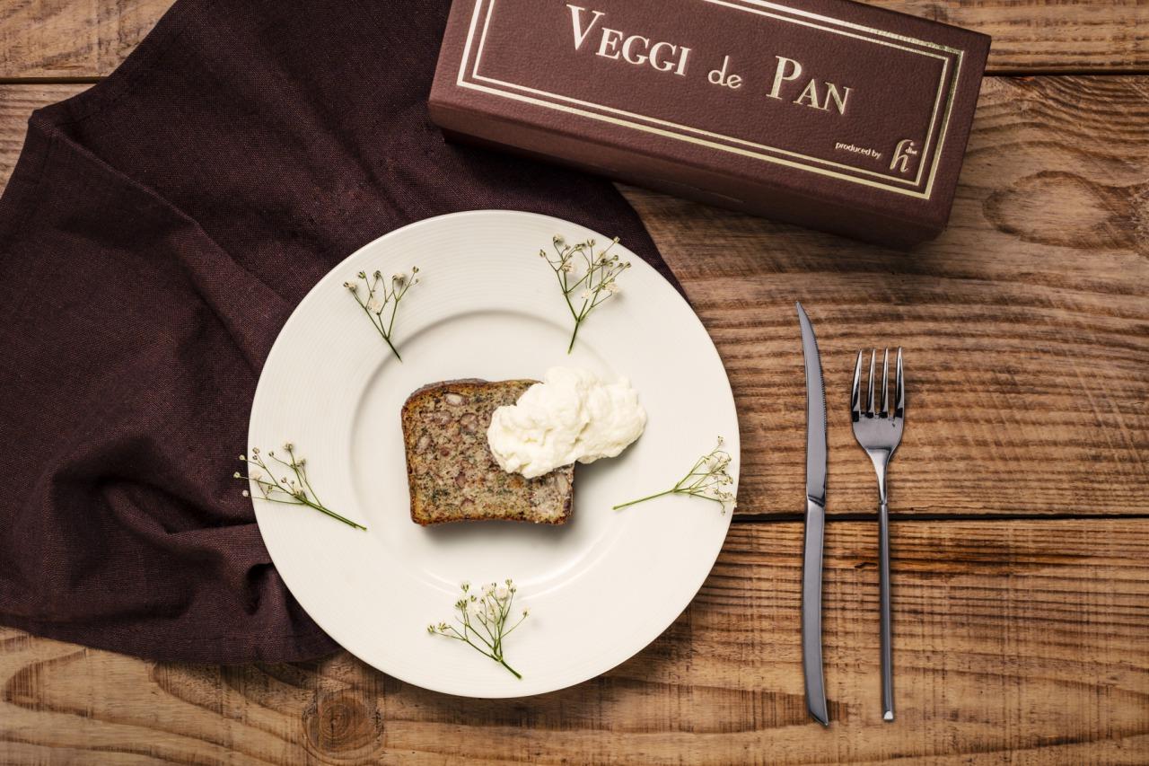 【商品内容について】VEGGI de PANで使っている食材について知ってください。